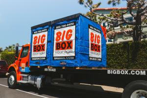 big box portable storage boxes