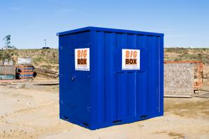 On Site Storage Container Rentals Now Available From Big Box Storage